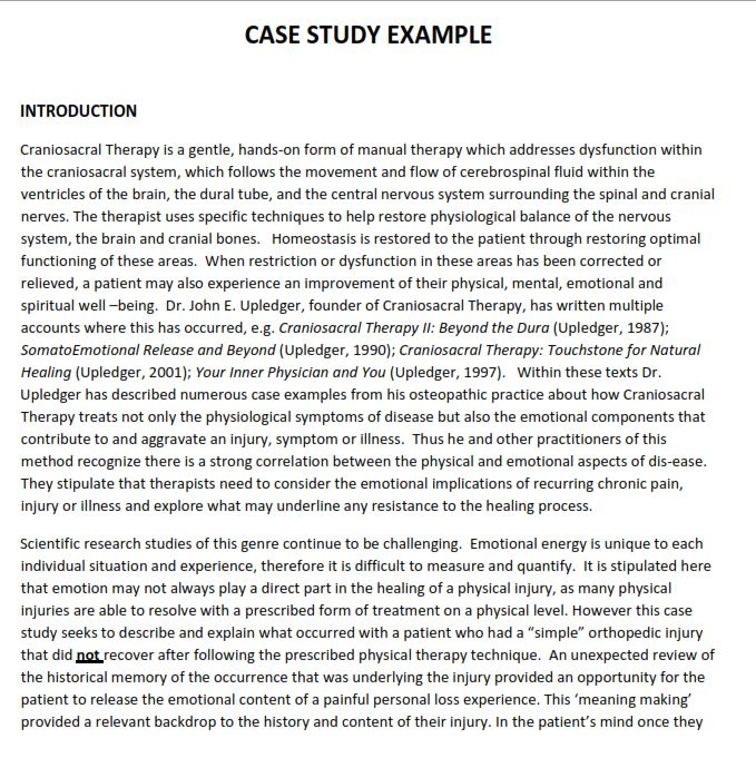 Step by Step Guide on How to Write a Case Study with Example