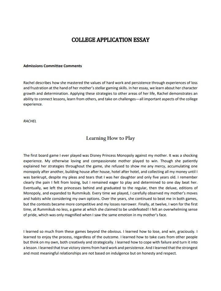 Essay On High School  Critical Essay Thesis Statement also Essays About High School Expert Guide To Write A College Application Essay  Examples Thesis Statement Generator For Compare And Contrast Essay