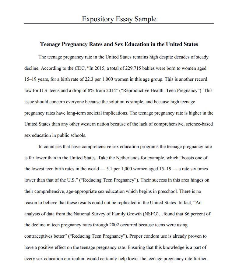 how to write an expository essay step by step expository essay samples