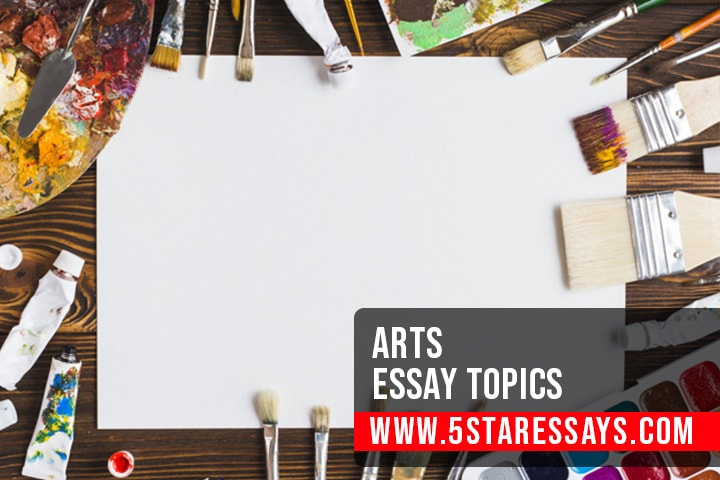 Art Topics: 100+ Brilliant Ideas to Begin With