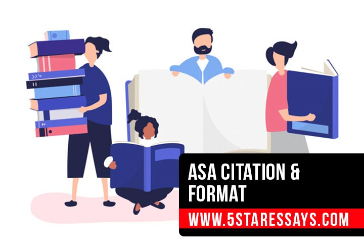 ASA Citation &  Format - A Complete Guide