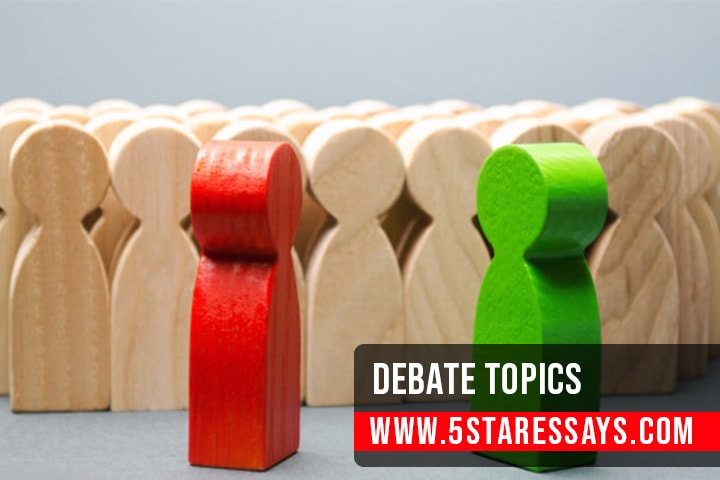 Debate Topics - Top 100+ Compelling Topics
