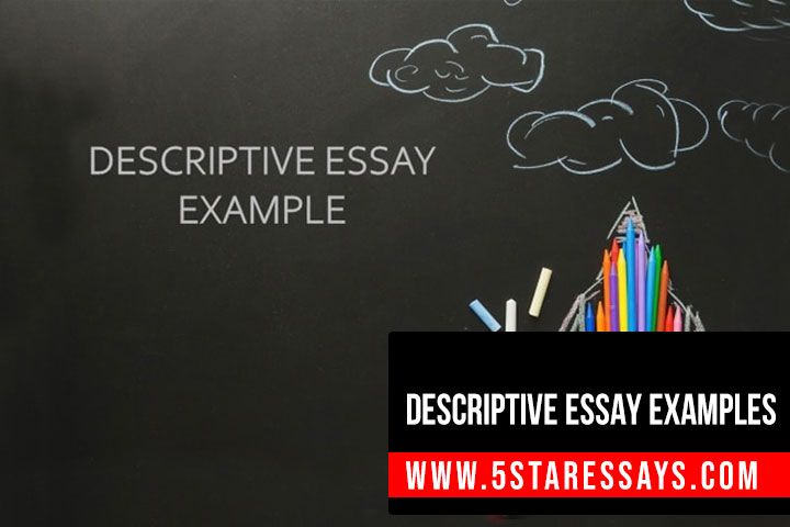 Descriptive Essay Examples - 5 Examples To Help You Write Better