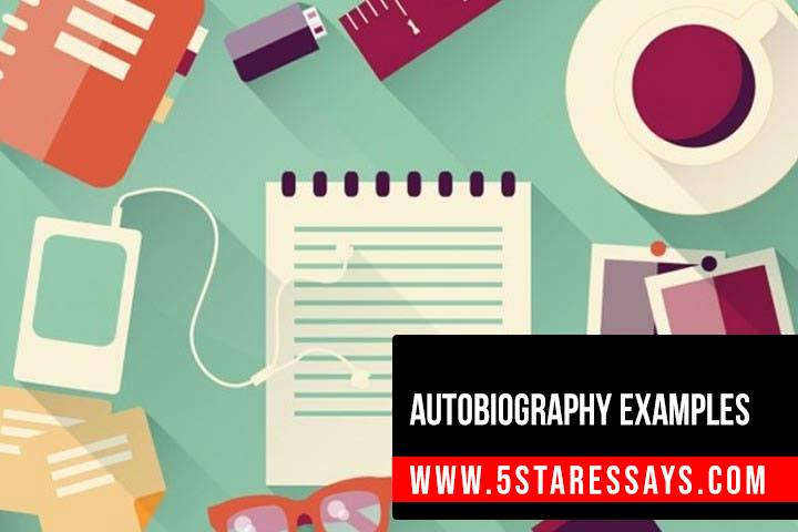 Autobiography Examples Outline Guide And Samples