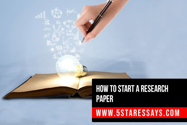 How to Start a Research Paper: 7 Easy Steps