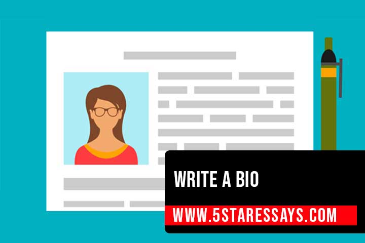 How to Write A Bio – Professional Tips and Examples