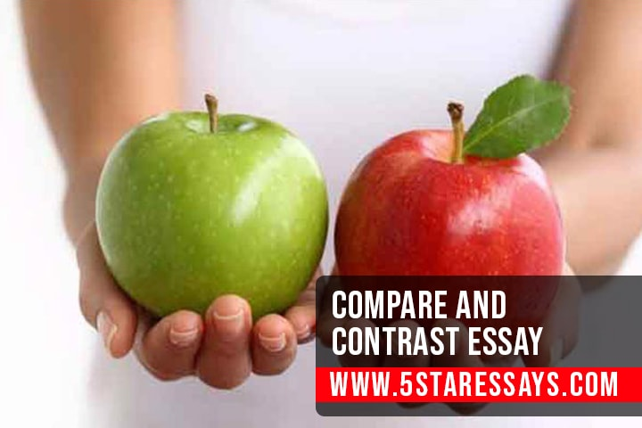 How to Write a Compare and Contrast essay- Topics & Examples