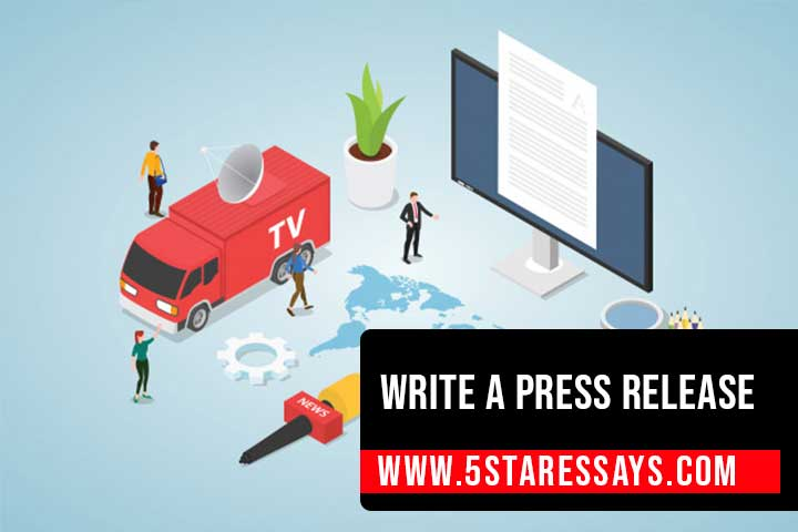 How to Write A Press Release - A Complete Guide