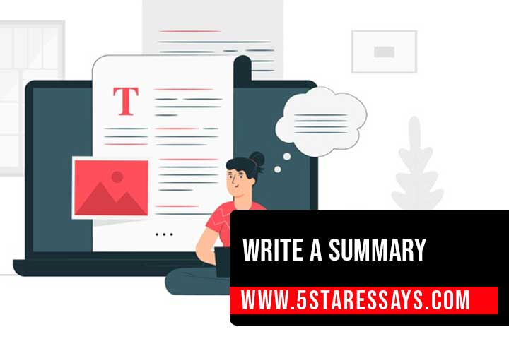 Expert Guide on How to Write a Summary