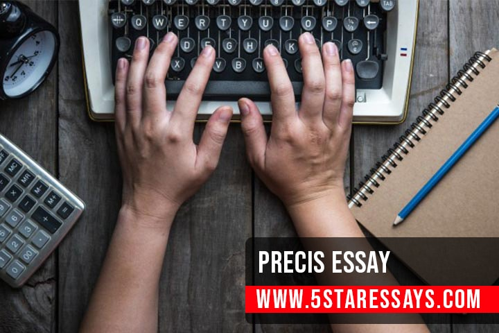 How to Write A Precis: Step-by-Step Guide