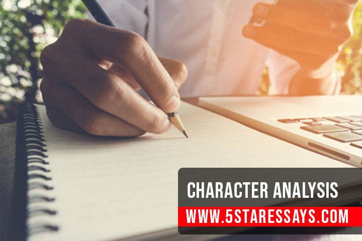 Character Analysis - A Step By Step Guide