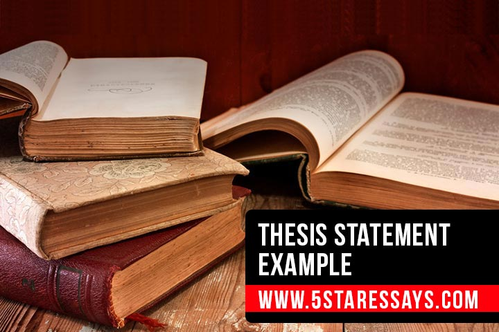 20+ Thesis Statement Examples for Research Paper