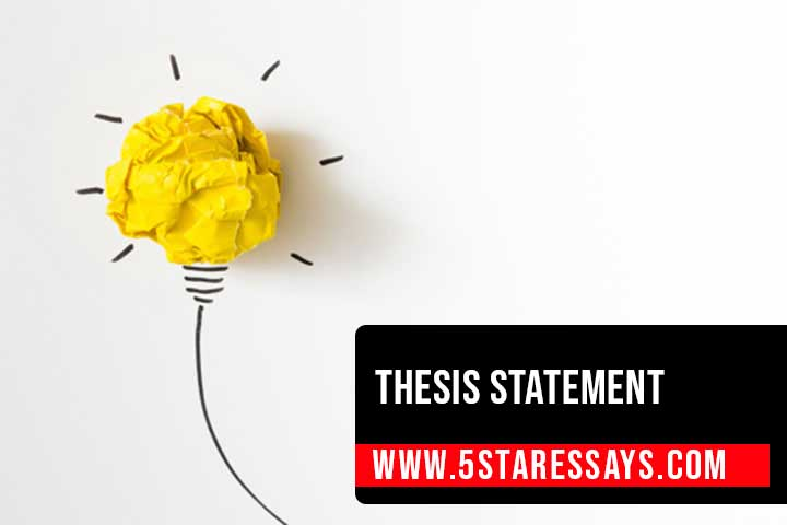 Interesting Thesis Statement Examples for Your Essay