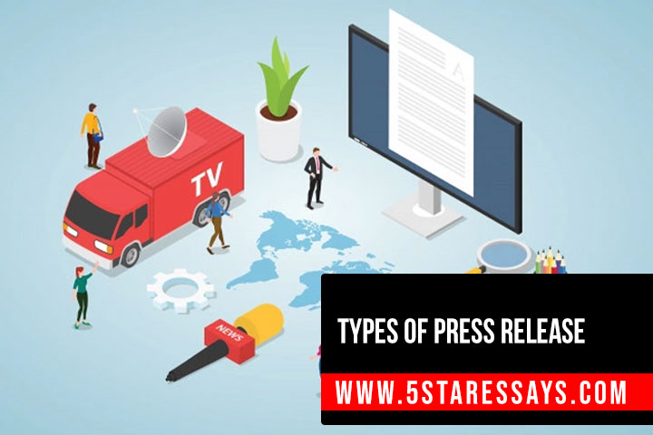 Types of Press Release