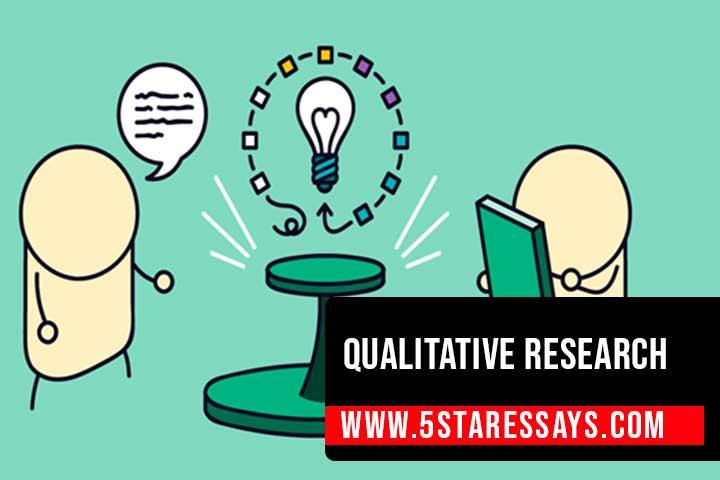 Types of Qualitative Research - A Conceptual Framework