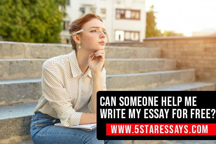 Who Can Write My Essay