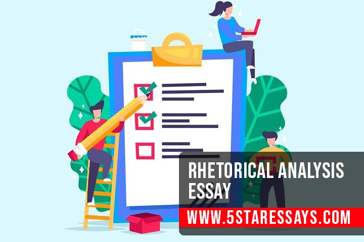 How to Write a Rhetorical Analysis Essay Outline - Sample & Template